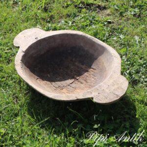 01 Dejtrug ovalt patineret L49xD31xH13 cm