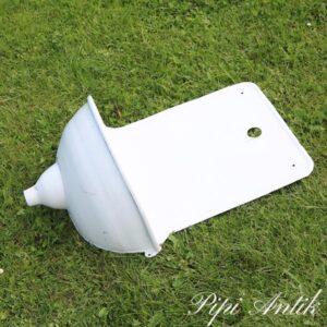 24 Emalje vask opæhængt B44xH66xD23 cm