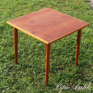 2424 Hjørnesofabord eller sofabord patineret L50x50xH45 cm