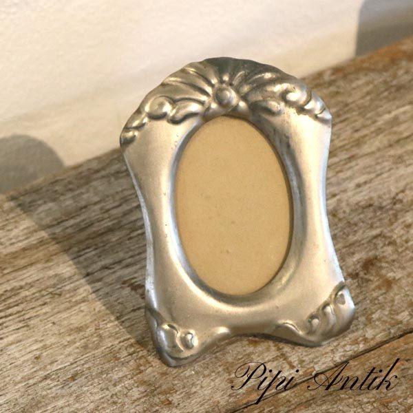 15 Tin billedramme B9xH12 cm
