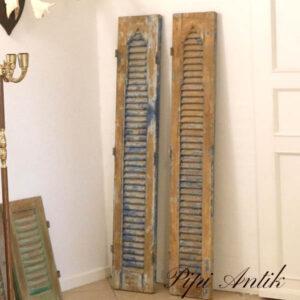 Franske altanskodder enkeltvis B29xH158xD5 cm