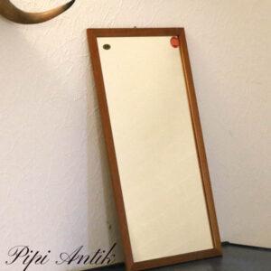 05 Retro teak spejl B38xH70 cm