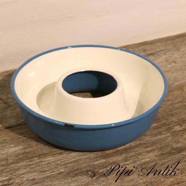 39 Madam Blå randform kageform uden ophæng Ø25x6,5 cm