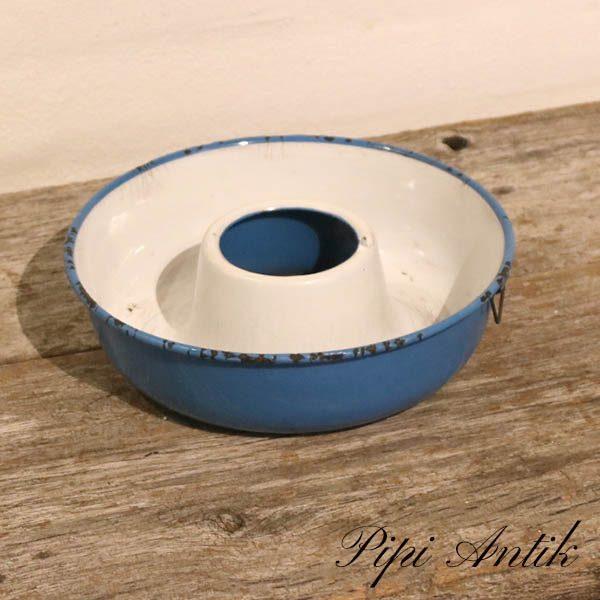 42 Madam Blå randform kageform med ophæng Ø19xH6 cm