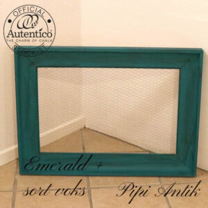 Emerald opslagstavle med hønsetråd L83x60x5 cm