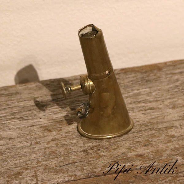 Lille jagthorm Ø5,5xH11 cm