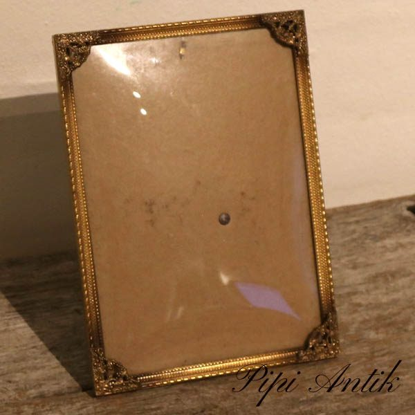 37 Metal fotoramme B15,5xH20,5 cm