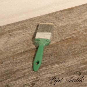 50 mm Lak pensel med kunstfiber og plastikhank