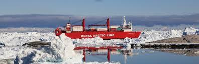 Pipi Antik sender også til Grønland med Royal Arctic Line