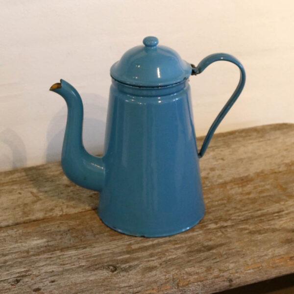 42 Madam Blå kaffekande Ø16xH30 cm