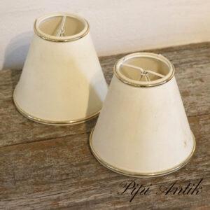 Lampeskærme retro til lille lampe Ø12x11 cm