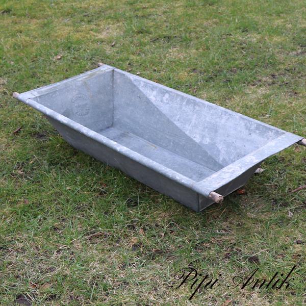05 Zink vaskekar L118,5xB49xH22 cm