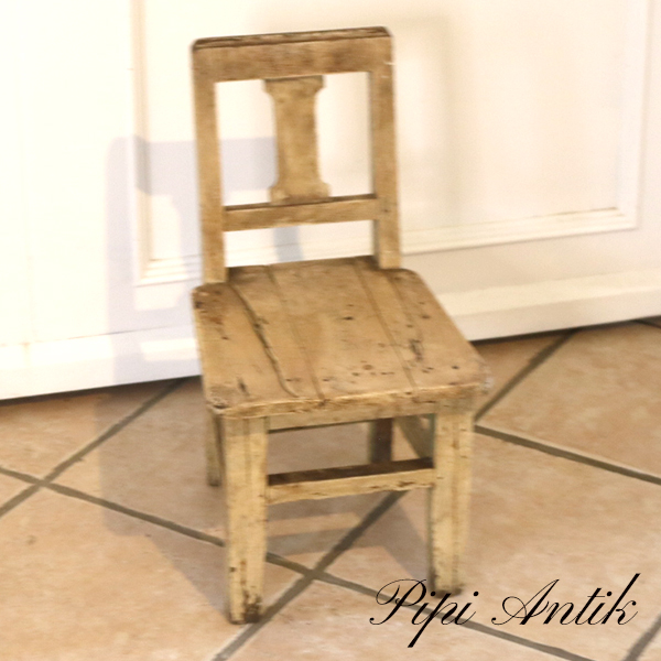 10 Miniput stol patineret LB26xD29xH29,5 sædet 26 cm