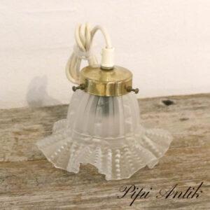 11 Romantisk loftlampe Ø16x11 cm H