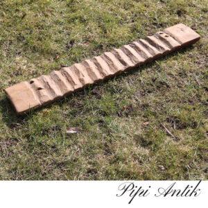 Vaskebræt i træ L105xD18,5 cm