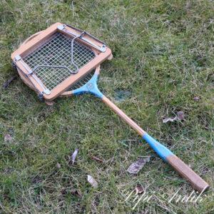 36 Badminton ketcher Crow