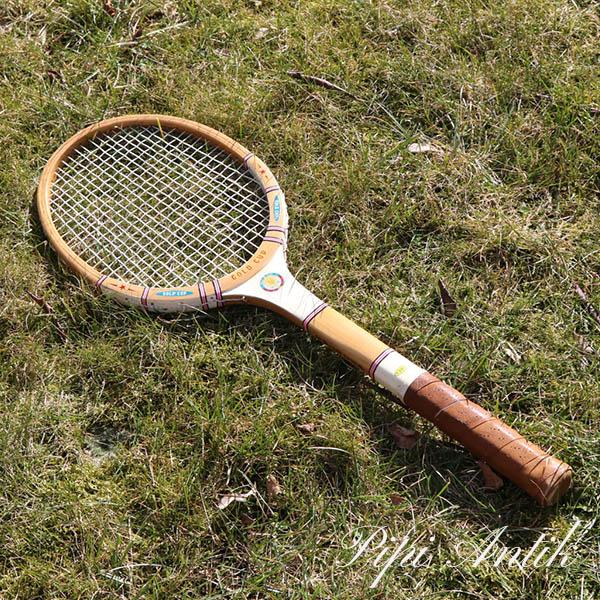 37 Tennis ketcher T3971 Gold Cup