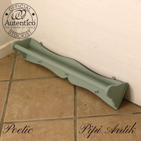Poetic håndklæde knagerække L68x11xD12 cm