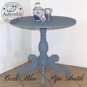 Code Blue romantisk rundt bord Ø82,5xH75,5 cm