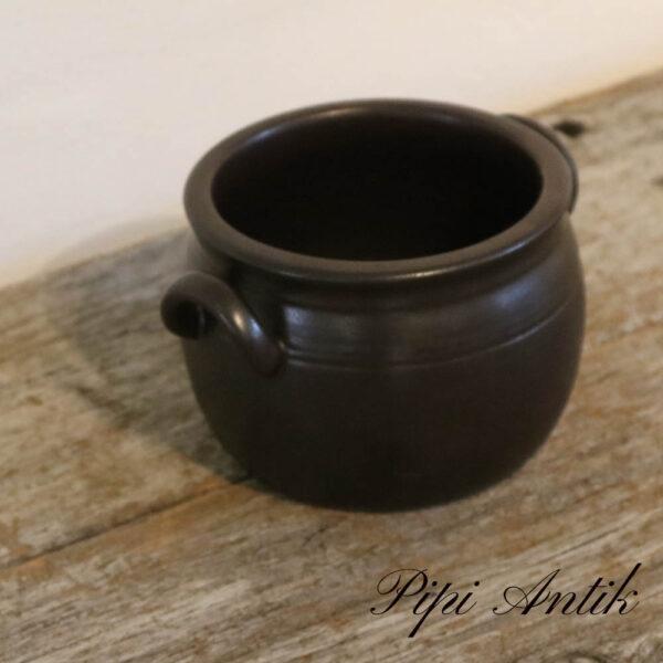 Höganäs krukke 1 liter Ø13xH10 cm