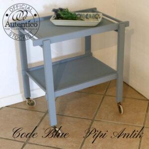 Code Blue rullebord hjul trænger til L64,5xB42,5xH64 cm