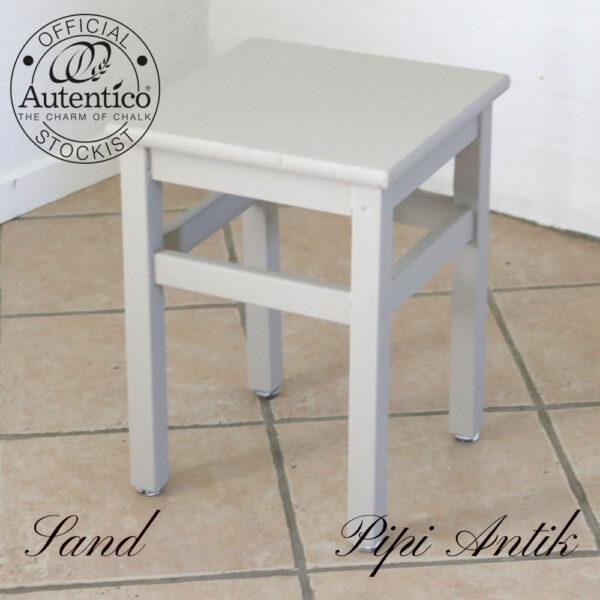 Skammel Sand Autentico L33xB33,5xH45,5 cm