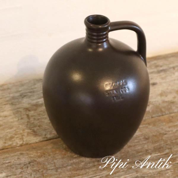68 Höganäs dram flaske 1½ liter Ø9xH19 cm