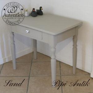 Sand mini skrivebord L75,5xD44xH59 cm