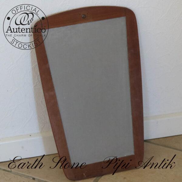 Teak tavle i Earth Stone B30xH27xD1,5 cm