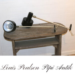 Louis Poulsen væglamper sort Creme Ø47xH22xL56 cm