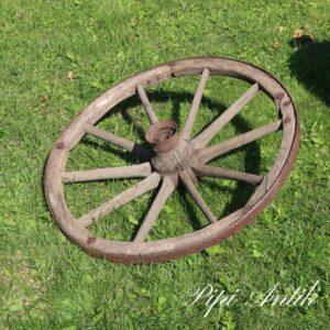 111 Hestevognshjul Ø69cm