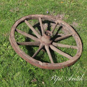 116 Hestevognshjul Ø63cm