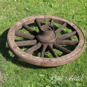 165 Hestevognshjul Ø67cm