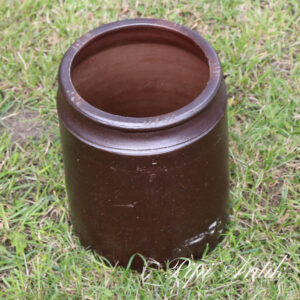 25 Höganæs 4 liters krukke Ø18xH22 cm