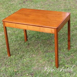 Teak sofabord lille eller sidebord L70xB4xH53 cm