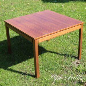 NN Teak sofabord kvadratisk L70x70xH50cm