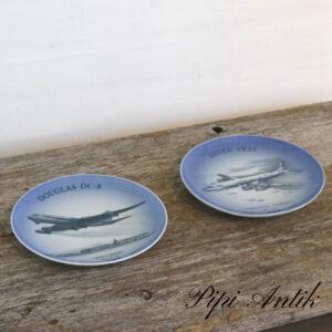01 Sas flyvere B&G Ø18 cm Douglas eller Seaven Seas per stk