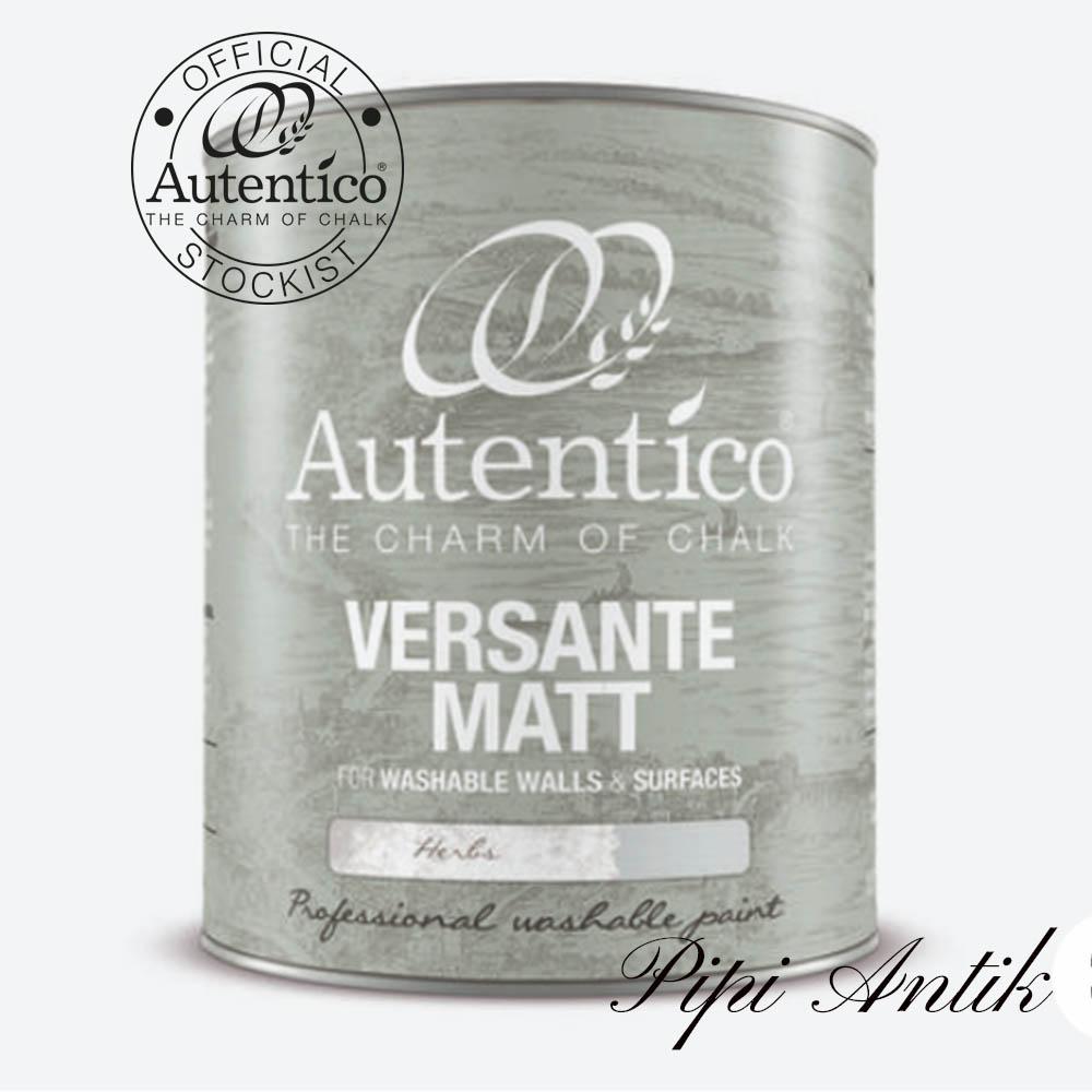 1000 ml Versante Autentico kalkmaling i Skjern Jylland