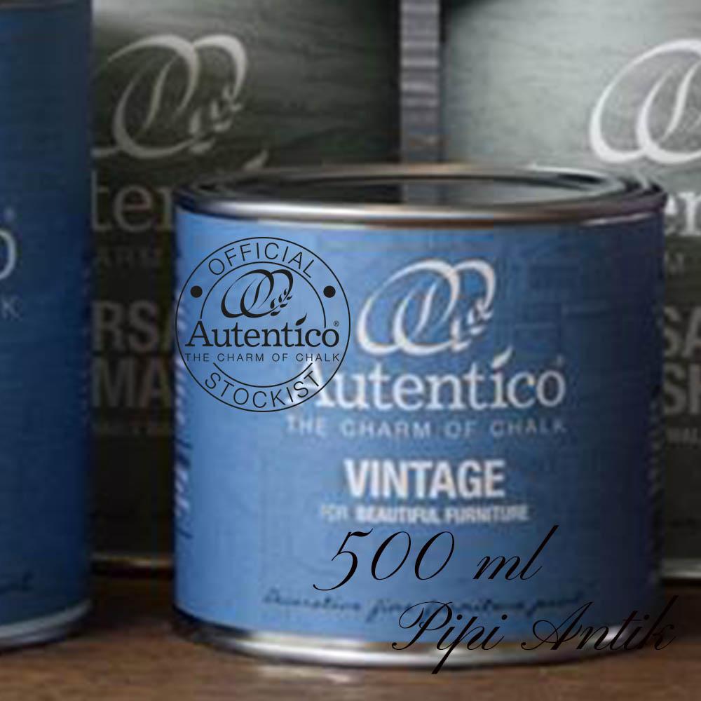500 ml Vintage Autentico kalkmaling i Skjern Vestjylland