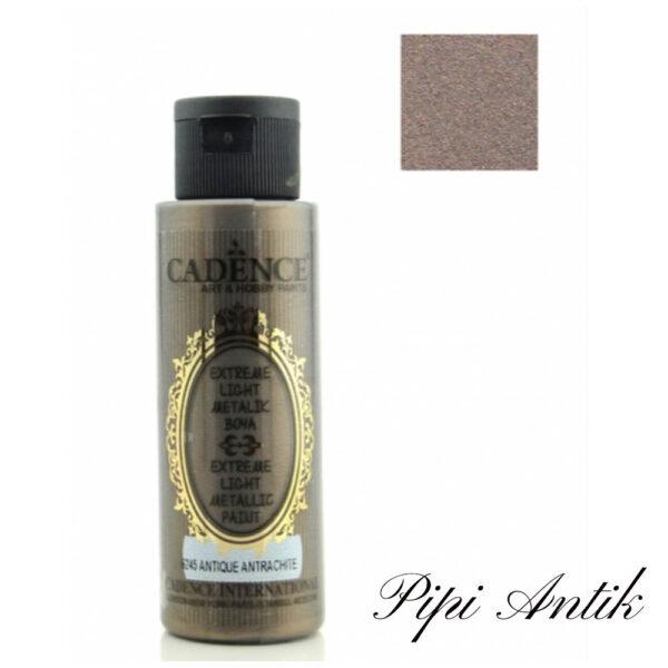 6245 Cadence Antique Atrachite paint metallic 70 ml