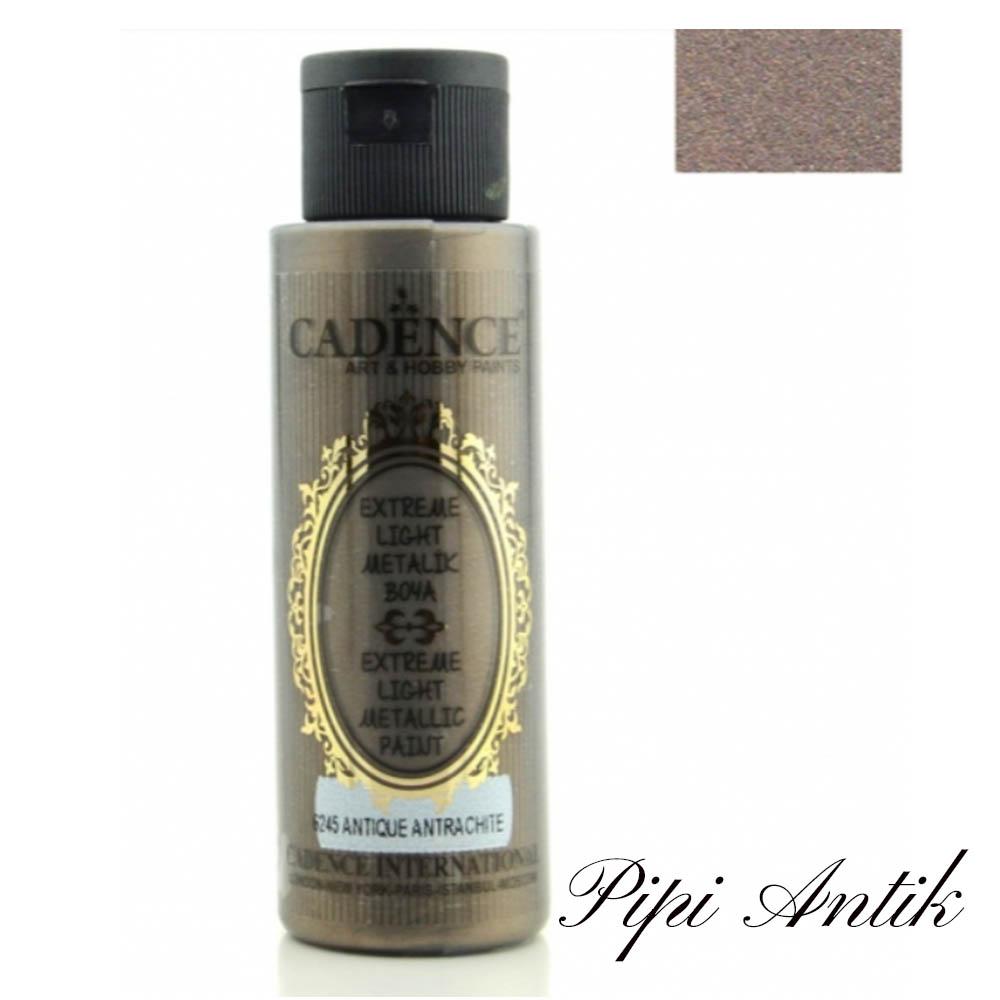 70 ml Cadence metallic maling fingervoksagtigt